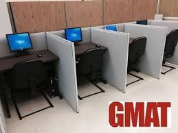 Where are the GMAT exam centres in Nigeria?